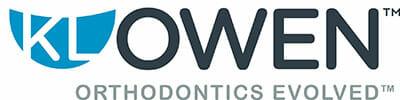 KLOwen Digital Braces logo, Miller Orthodontics Partner