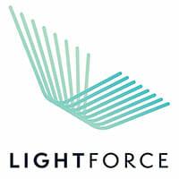 Lightforce Digital Braces Logo, Miller Orthodontics Partner