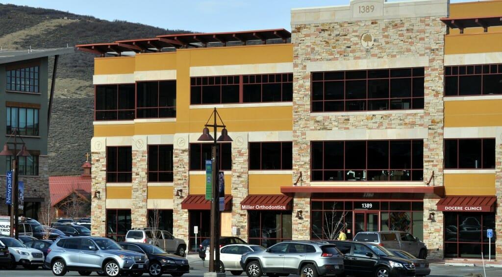 Miller Orthodontics - braces in Park City Utah - office exterior