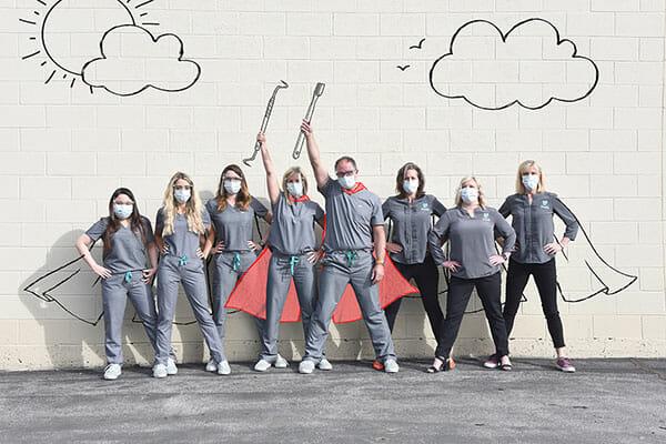 A Super Team, Miller Orthodontics